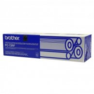 Brother oryginalny folia do faxu PC72, 2*140str., Brother Fax T-74, T-76, T-78, T-84, T-86, T-96