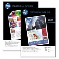 HP Professional Glossy Las, foto papier, połysk, biały, A4, 150 g/m2, 150 szt., CG965A, laser