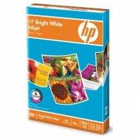 HP Bright White Inkjet Pap, foto papier, lśniący biały, biały, A4, 90 g/m2, 250 szt., C5977B, atrament,możliwość dwustronnego druk