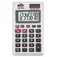 Kalkulator Casio, HS 8 VA, biała