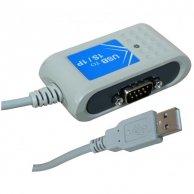 USB kabel (1.1), A-25pin+9pin, M/F/M, 0.2m, No Name, na port równoległy i szeregowy