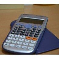 Kalkulator Casio, FX 570 ES PLUS, biała