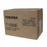 Toshiba oryginalny toner T1550E, black, 7000s, Toshiba 1550, 240g