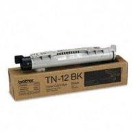 Brother oryginalny toner TN12BK, black, 9000s, Brother HL-4200CN