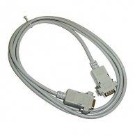 kabel do transmisji danych szeregowy, 9pin-9pin, 2m, krzyżowy