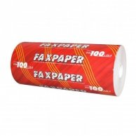 Papier do faksu 210mm/100m/25,4mm, Logo