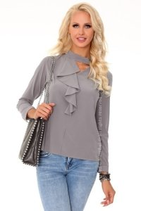 Nildana Grey 85280 bluzka