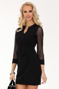 Nisamina Black sukienka