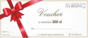Bon podarunkowy 300 zł