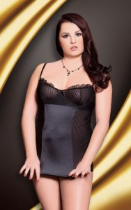 xMona - Plus Size - black