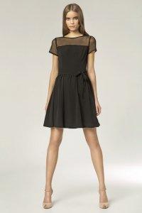 Sukienka - czarny - S44