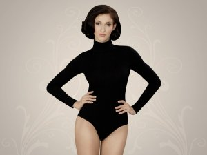 Giulia body czarny