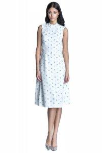 Sukienka - ecru/beż - S70