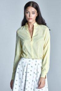 Bluzka - żółty - B65