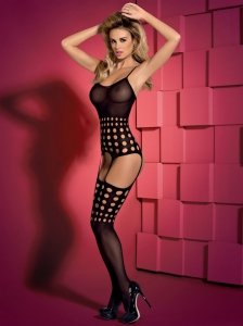 Bodystocking G310 black