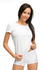Damski T-shirt CLASSIC IX Light Line