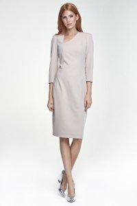 Sukienka Maddy - beż - S76