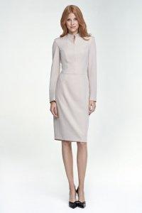 Sukienka Milly - beż - S75