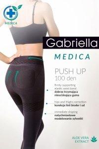 Gabriella Medica Push-up 3D Code 171 rajstopy 100 den