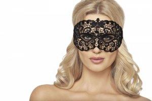 Maska na oczy 6790 czarny