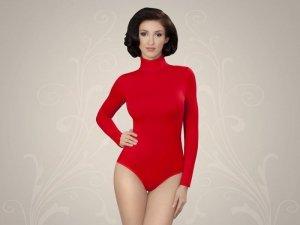 Giulia body czerwony