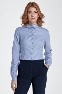 Koszula - niebieski - K51