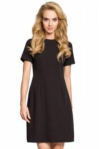 M309 Sukienka czarna