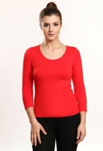 Gloria czerwony bluzka