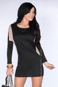 CG020 Black sukienka