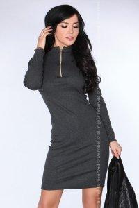Sharmil Graphite sukienka