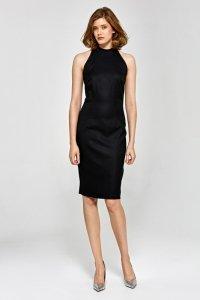 Sukienka cs14 - czarny - CS14 mała czarna