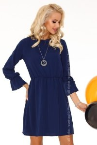 Aniali Dark Blue 85306 sukienka