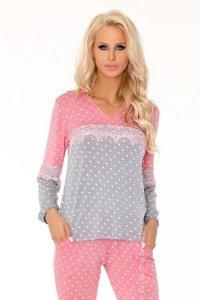 Mayte LC 90457 piżama groszki