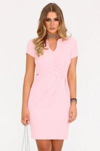 Matiria Barbie Pink sukienka