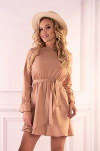 Manetera Camel sukienka