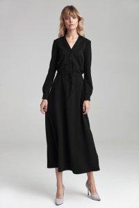 Sukienka cs40 - czarny - CS40
