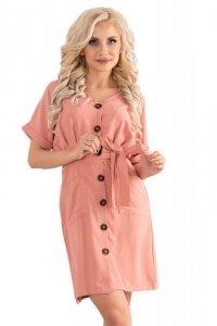 Aeerina Dusty Rose D52 sukienka