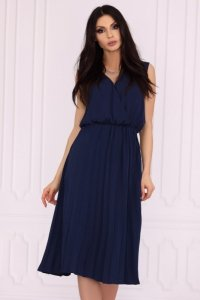 Raschele Navy Blue 85502 sukienka