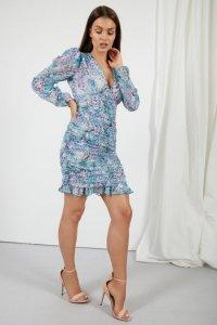 Sukienka LG524 druk 14