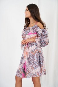 Sukienka LG522 druk 16
