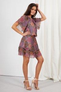 Sukienka LG547 druk 20