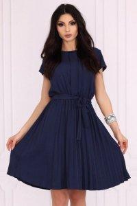 Medesia Dark Blue 85515 sukienka