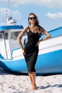 Ocyanna Black sukienka