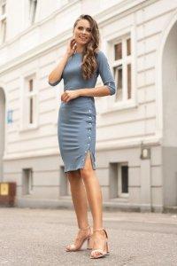 Aeroma Blue 85200 sukienka