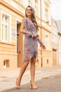 Cadineria D79 sukienka
