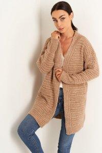 Sweter LS346 capucino
