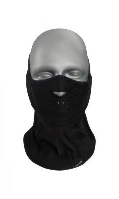 NECK FACE PROTECTOR Serie S WARMline czarny