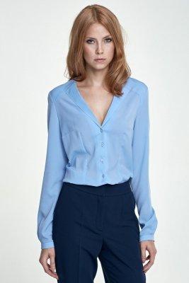 Koszula - błękit - K50