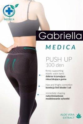 Gabriella Medica Push-up 3D Code 171 rajstopy 100 den korygujące