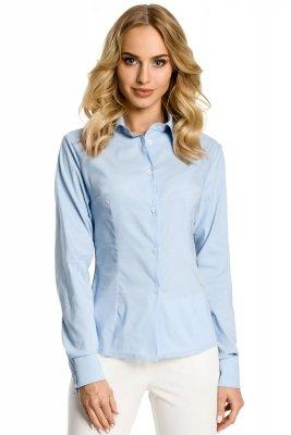 M340 koszula błękitna